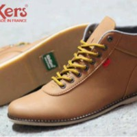 Sepatu pria casual kerja kuliah main kickers orlando grade ori harga ... 2a59ed571d