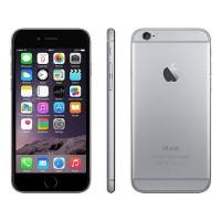 APPLE IPHONE 6 GREY 64GB GSM GARANSI 1 TAHUN FREE TEMPERED GLASS