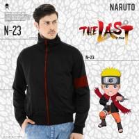 jaket distro   jaket sport   anime the last naruto