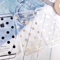 Jual Case Polkadot For Iphone 4/4s, 5/5s, 6/6s, 6+/6+s - Case Unik Bdg Murah