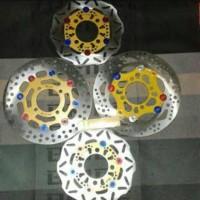 harga Piringan/ Cakram Motor Cnc ( Mio/ Mio J/ Beat/ Smash/ Mx ) Tokopedia.com