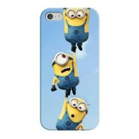 Casing HP Custom Minion iPhone 4/4s/5/5s/6/6+ hardcase