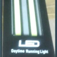 Lampu Led Universal 13cm X 2pc.  Bumper, Dashboard, Pintu