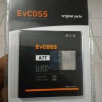 Battery evercoss A7T ori 100%