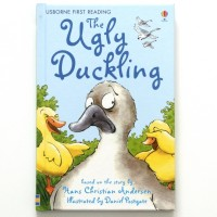 The Ugly Duckling Inggris Book Buku English Mainan Anak Usborne Child