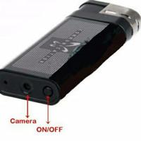 Spy Cam Lighter (Black) Y440