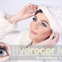 ORIGINAL Softlens Avenue Solotica Hydrocor Ice (Gray Abu-abu)