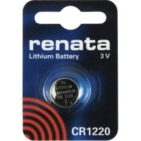 Renata CR1220 Batre Kancing Button Cell Lithium 3V Jam Tangan 1220