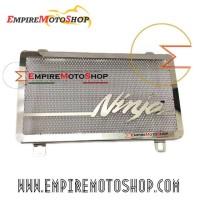 harga Tutup Radiator Steel Kawasaki Ninja 250 Fi Z250 Tokopedia.com