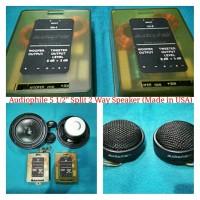 Audiophile 5 1/2inch 2Way Split Speaker Made in USA