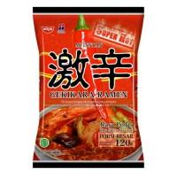 GEKIKARA Ramen Super Hot Nissin. Ukuran Besar 120 Gram
