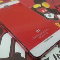 Backcover Redmi Note 2 / Redmi Note Prime Iphone style Aluminium Glass