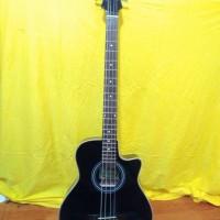 harga Gitar bass akustik black full Tokopedia.com