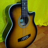 harga Gitar bass akustik gibson sunbrush Tokopedia.com