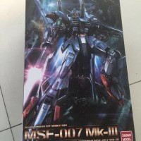 Gundam MSF 007 MK III 1/100 AEUG Reborn Type Daban Model RE