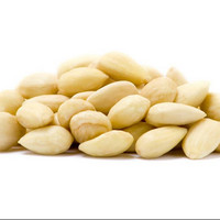 Natural Almond Skinless 250 Gr
