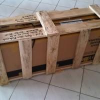 packing kayu tambahan ekspedisi JNE keamanan paket