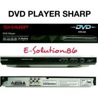 Dvd Player SHARP A6 USB, CD, MP3 DLL.