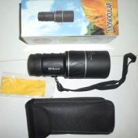 harga Teropong NICON MONOCULAR 16X52 Murah Tokopedia.com