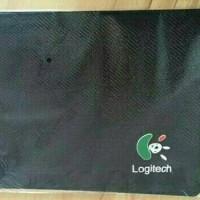Mousepad Logitech Murah Anti Slip