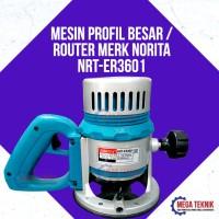 harga Mesin Profil Besar Kayu / Router Norita Nrt-er3601 Tokopedia.com