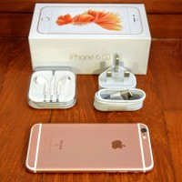 IPHONE 6S PLUS 128GB [RoseGold], APPLE IPHONE 6+ 128GB