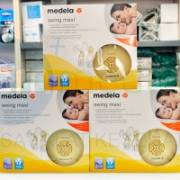Medela Swing Maxi (Double) Pompa Asi Electric 2 Phase Expression (Garansi 1 Tahun)