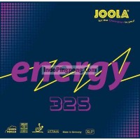 Joola Energy 325 ~ Rubber Karet