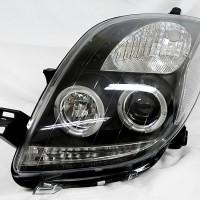 harga Lampu Depan - Headlamp Light Projector Black - Yaris 06-up Sonar Tokopedia.com