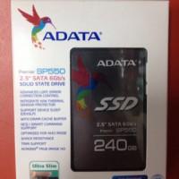 SSD 240Gb Adata Premier SP550 2.5inch Sata Adata 240 Gb 6 Gb / S