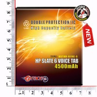 Baterai / Battery GRACE HP SLATE 6 VOICE TAB / 4500mAh Double Power