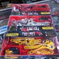 Underbone Ninja 150rr Underbone Ninja 150r Footstep Underbone Vnd Nin