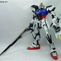 Gundam PG 1/60 Strike Fighter / Gunpla Perfect Grade