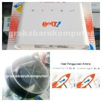 WajanBolic Dual Pigtail Huawei B310s Antena Penguat Sinyal Bolt 4G
