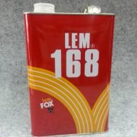 Lem Kuning merk 168 MR FOX