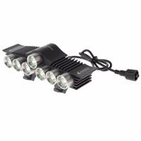 TrustFire LED Bicycle Light 7x Cree XM-L2 3200 Lumens - TR-D013 7BMO