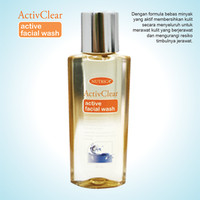 Hasil Pencarian Nutrica Activ Clear Actic Facial Wash