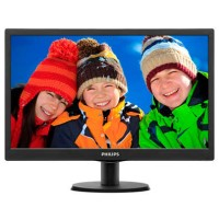 Monitor LED Philips 203V5HL 19.5 inch HDMI