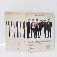 TONY MOLY NUTRA ENERGY MASK SHEET - MASKER WAJAH