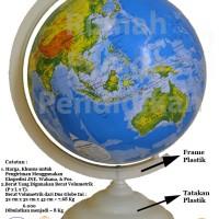 GLOBE (BOLA DUNIA) 30 CM - TIPE 1 (Via JNE, Wahana, & Pos)