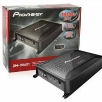 power monoblock / monoblok pioneer GM - D8601 1600watt