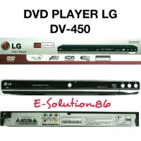 Dvd Player LG DV-450 CD, USB, MMC, MP3, Dvd LG
