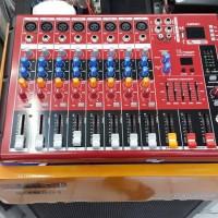 harga Mixer audio xtream SMR801 8ch mono Tokopedia.com