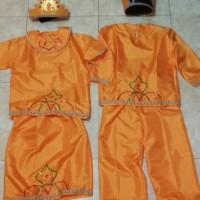 baju adat sulawesi selatan TK / karnaval
