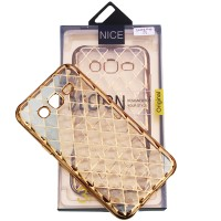 3D DIAMOND GRIP CASE for SAMSUNG GALAXY J5 2015 GOLD