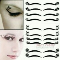 Jual Stiker dekorasi mata eyeliner scot tatto tattoo Murah