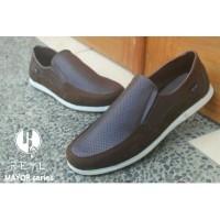 harga Sepatu casual pria Reyl Mayor Slop Original brown Tokopedia.com