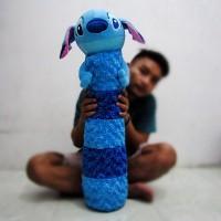 Guling Boneka Stitch Besar