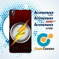 flash logo Case, Cover, Hardcase Lenovo A6000