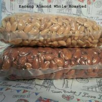 Kacang Almond Whole Roasted